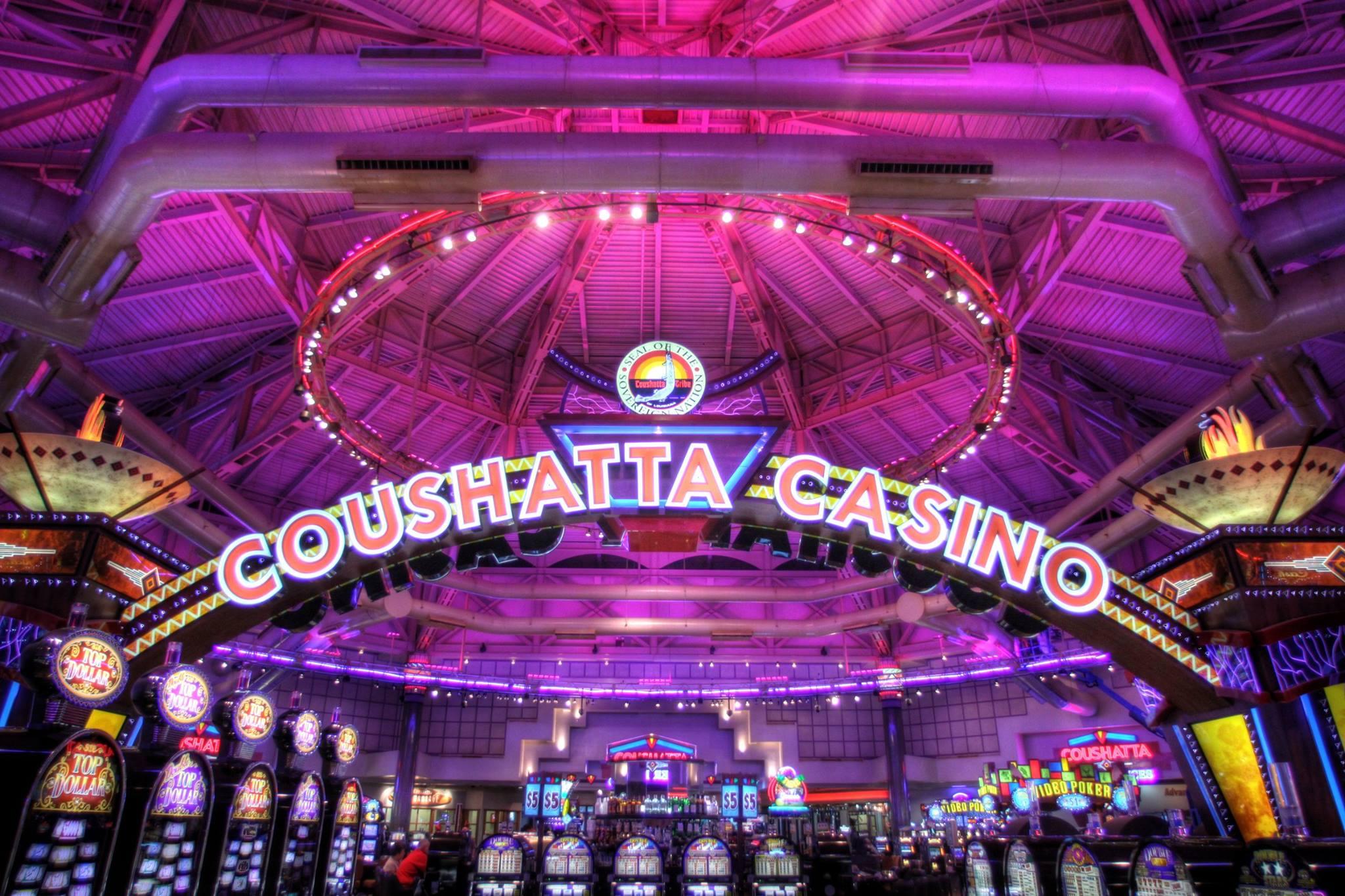coushatta casino baton rouge