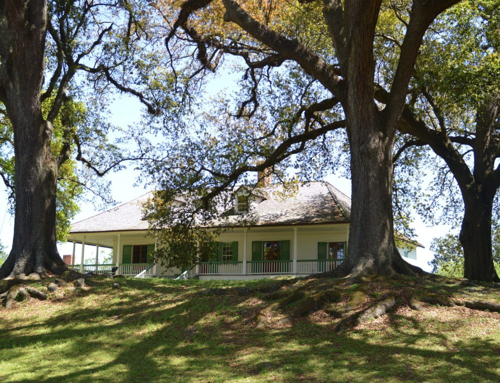 An Historic Glimpse of French Creole Plantation Living Hidden In Plain Sight